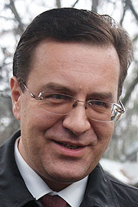 Marian Lupu este noul președinte interimar al Republicii Moldova (foto: www.pdm.md)