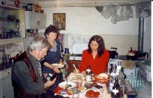 Rudi Schmuckle si Poeta Luminita Cioaba