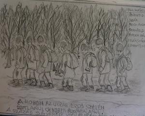 Mihai Eisikovits: Detaşamentul de muncă în marş în Ucraina