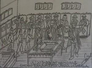 Mihai Eisikovits: Celebrare la sinagoga din Gherla