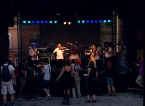 IRAF: Concert nocturn cu formaţia Nadara