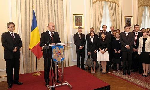 Președintele Băsescu a răspuns întrebărilor românilor din Marea Britanie