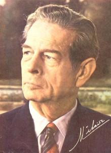 Regele Mihai in 1990
