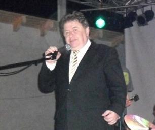 Florian Lungu - prezentatorul Festivalului