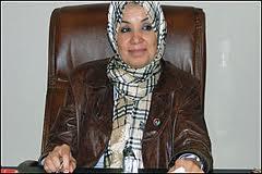 Salwa Fawzi el Deghali, membra CNT