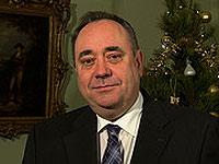 Șeful executivului scoțian, Alec Salmond