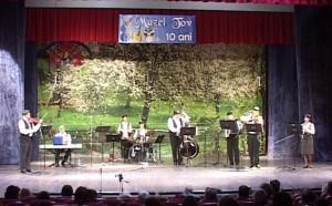 Concertul jubiliar pe scena Casei de Cultura a Studentilot din Cluj