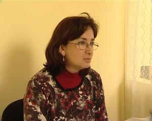 ing. Lia Borza, presedinta Comunitatii Evreilor din Alba Iulia