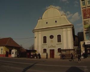 Sinagoga din Alba Iulia