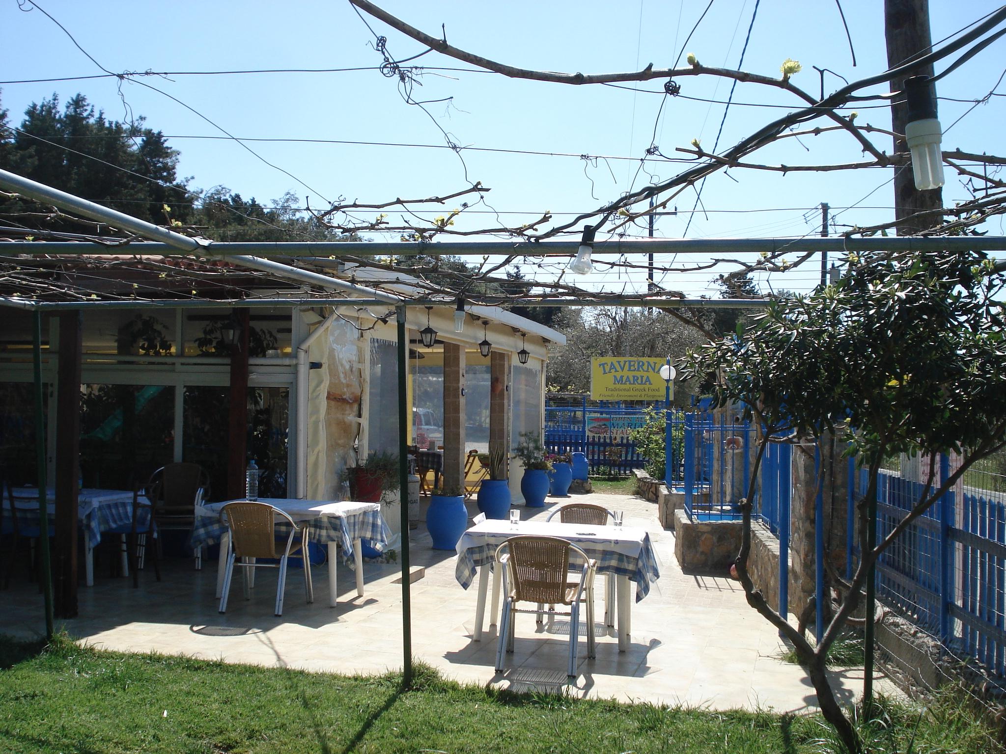 Taverna Kirei Maria. Vorbim engleza, germana, franceza italiana. Multumim in suedeza.