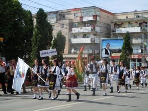 Campia parade