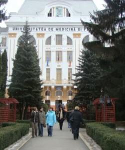 Universitatea de Medicină şi Farmacie Târgu-Mureş