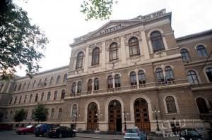 Clădirea principală a Universităţii Babeş-Bolyai