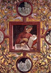 Luca Signorelli: Dante Alighieri