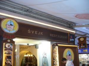 Restaurantul Svejk