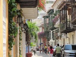 Cartagena, Oraşul Vechi