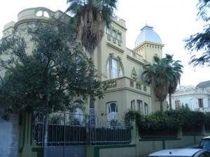 Palat în stil colonial art deco - Santa Cruz