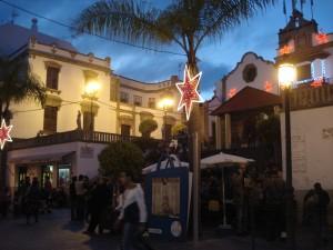 Turisti si localnici - Icod del Vinos