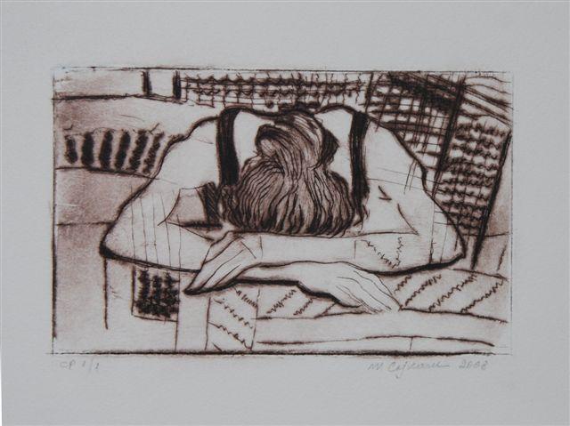 Sleeping girl 3