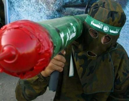 rachete lansate de palestinieni