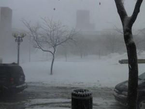 iarna in montreal