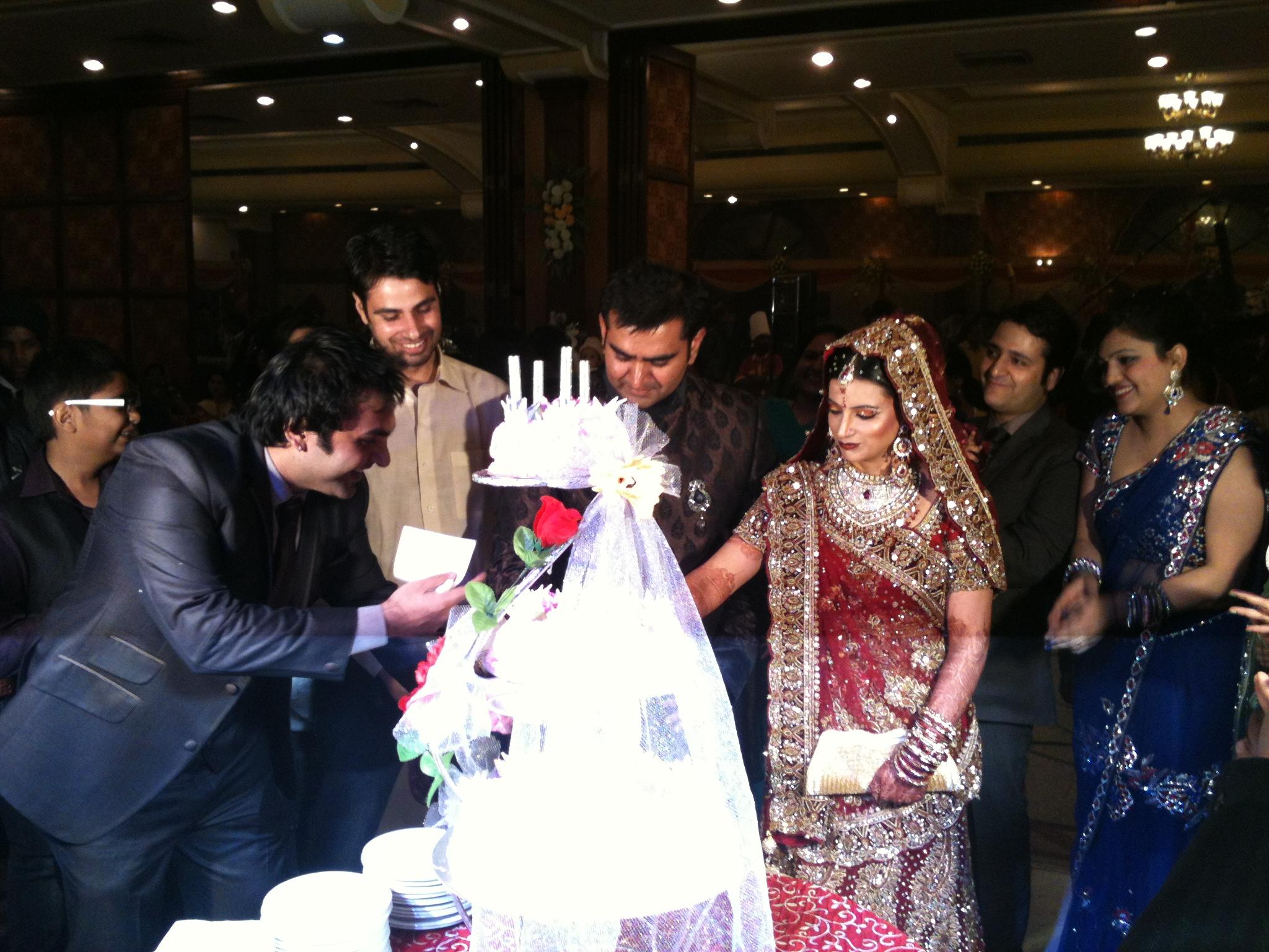 Nuntă indiana