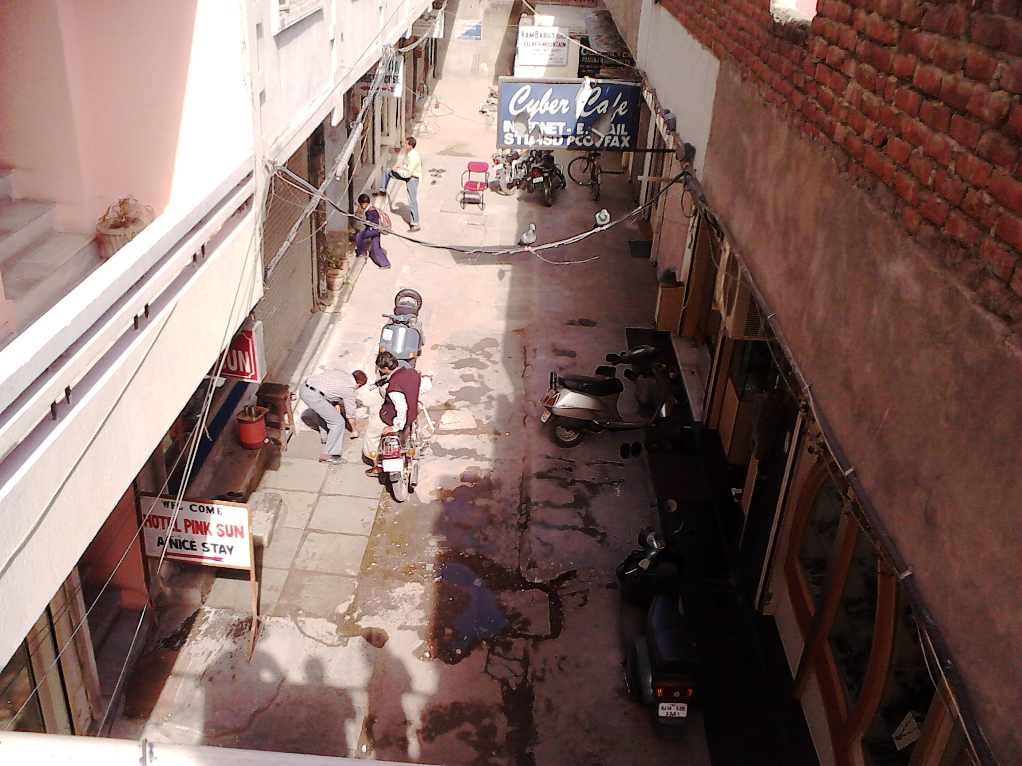strada in Jaipur