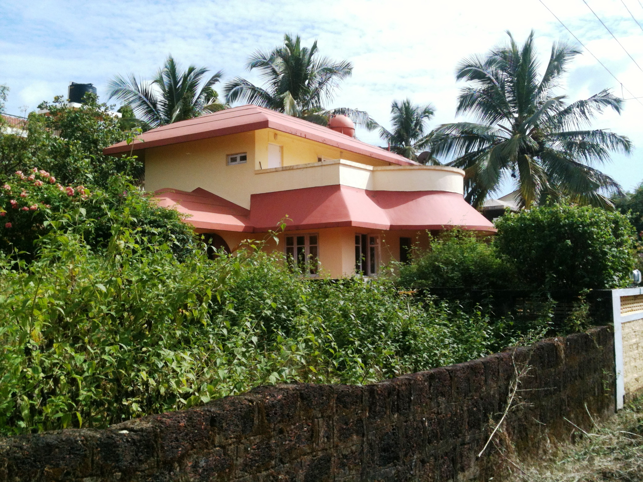 Casa in stil colonial in Goa2