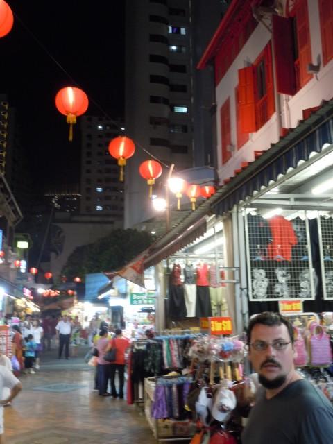 Singapore. China Town