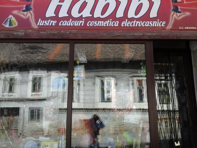 Restaurantul de altadata Calugarul astazi bazarul Habibi