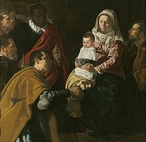Diego Velázquez, Adoraţia Magilor