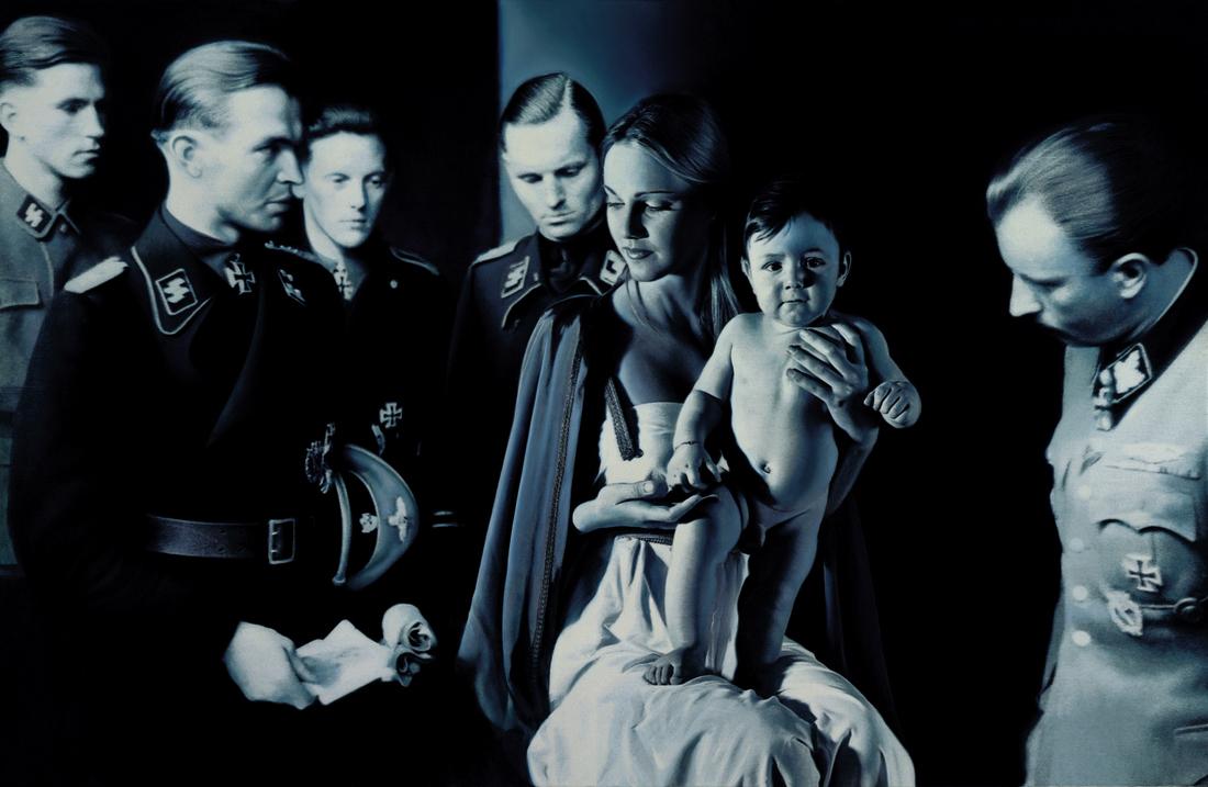 Epiphanie, Helnwein Gottfried-2