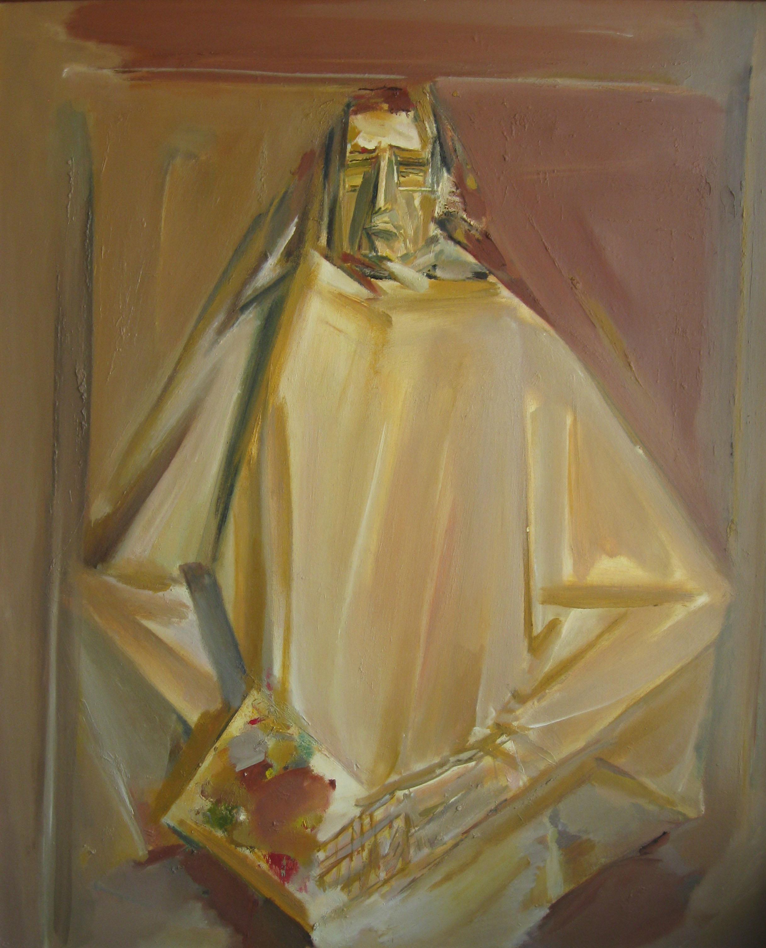 Pictorul Corneliu Baba