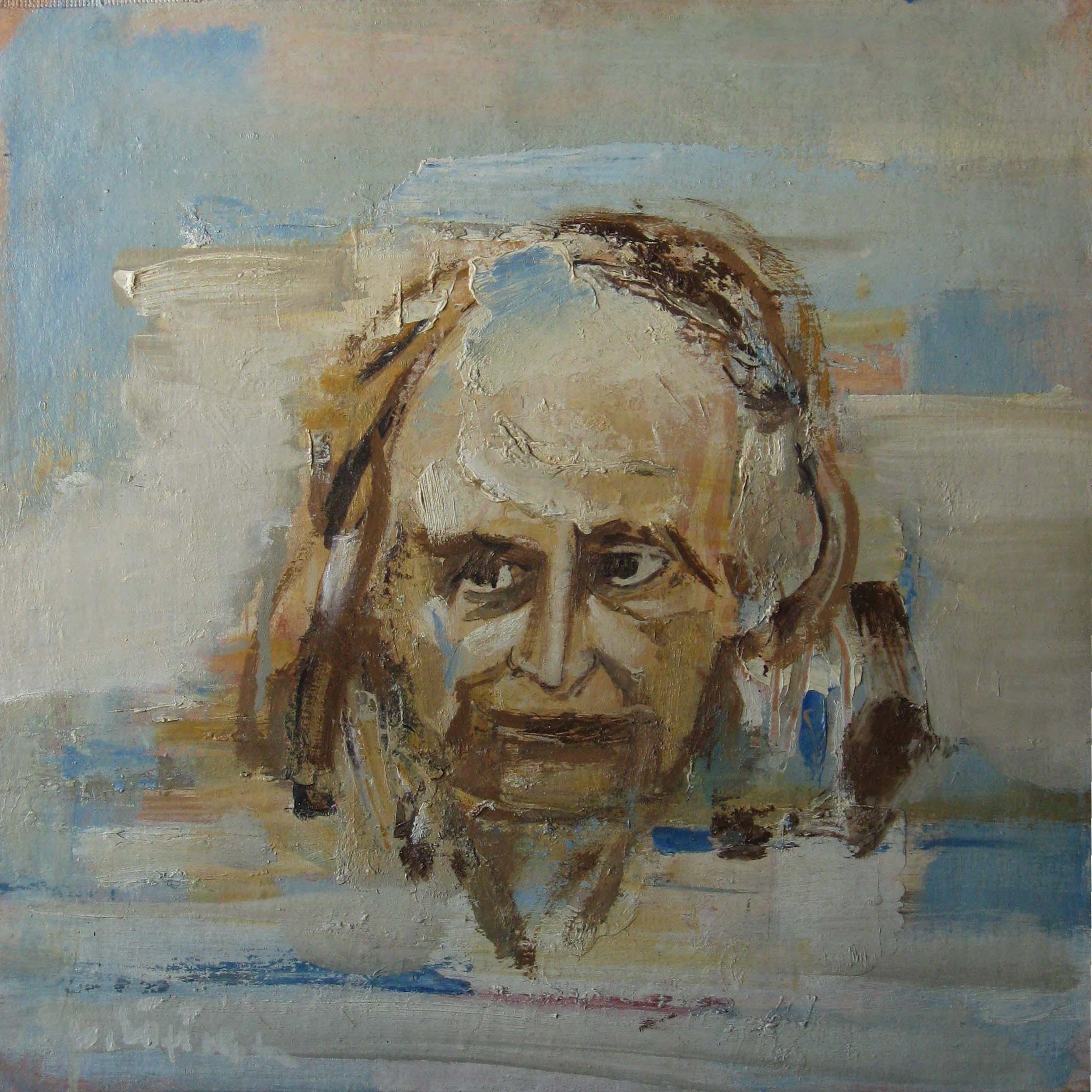 Poetul Grigore Vieru