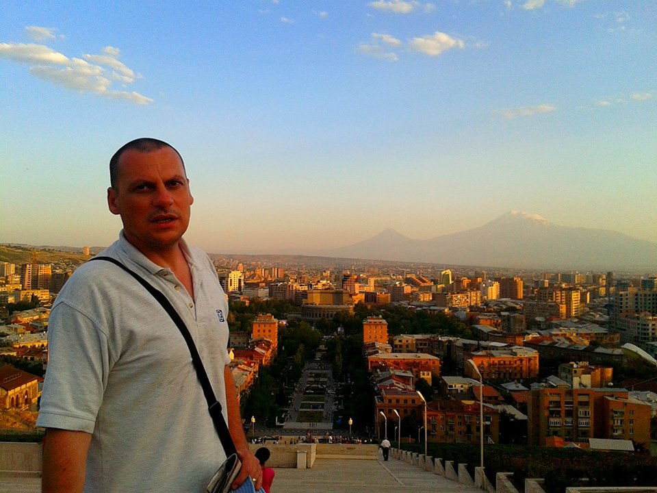 Complexul Cascade, Erevan
