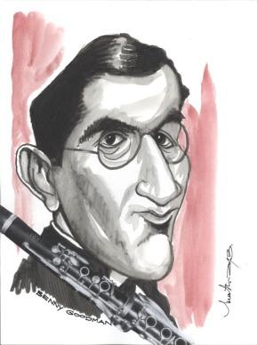 Eduard Mattes:  Benny Goodman