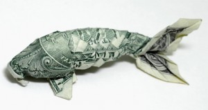 one dollar carp